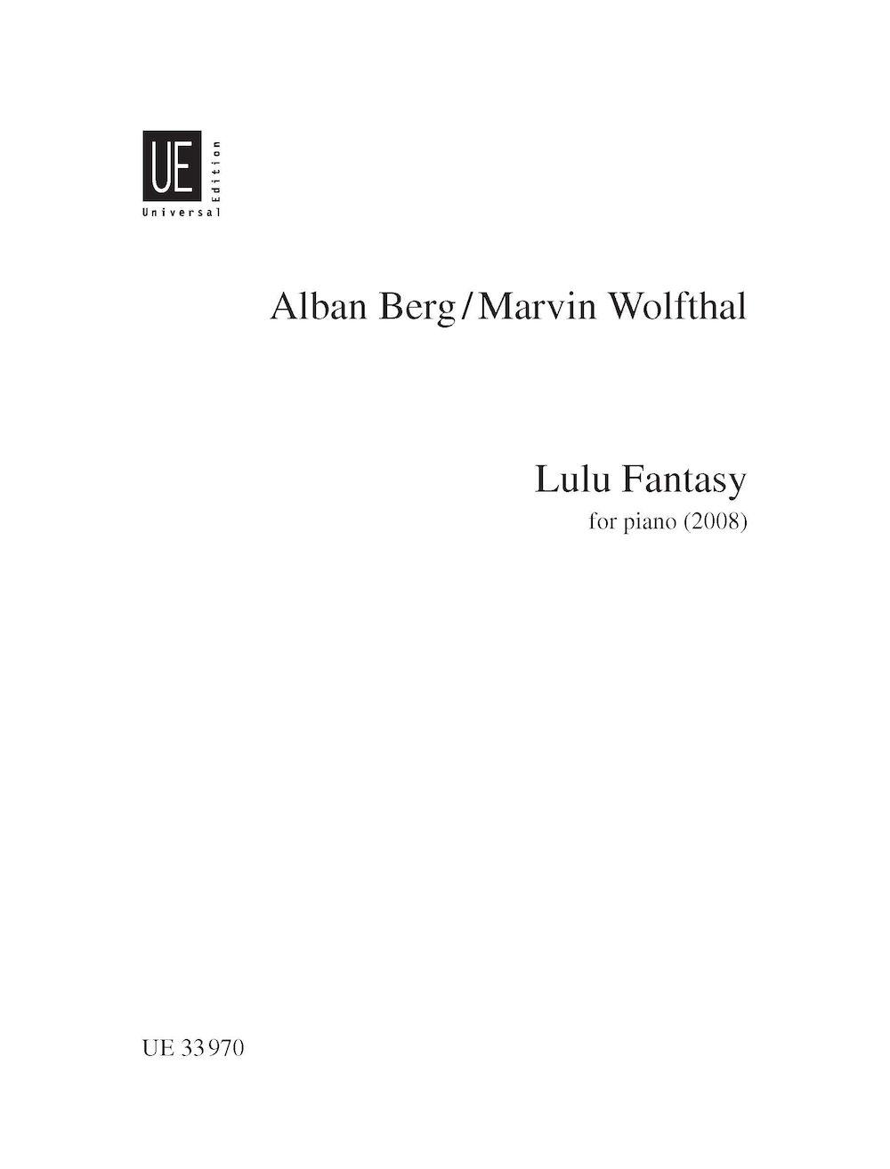 Lulu Fantasy cover
